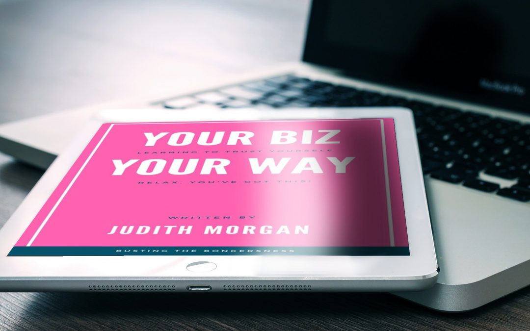 Your Biz Your Way: The Presenter Coach