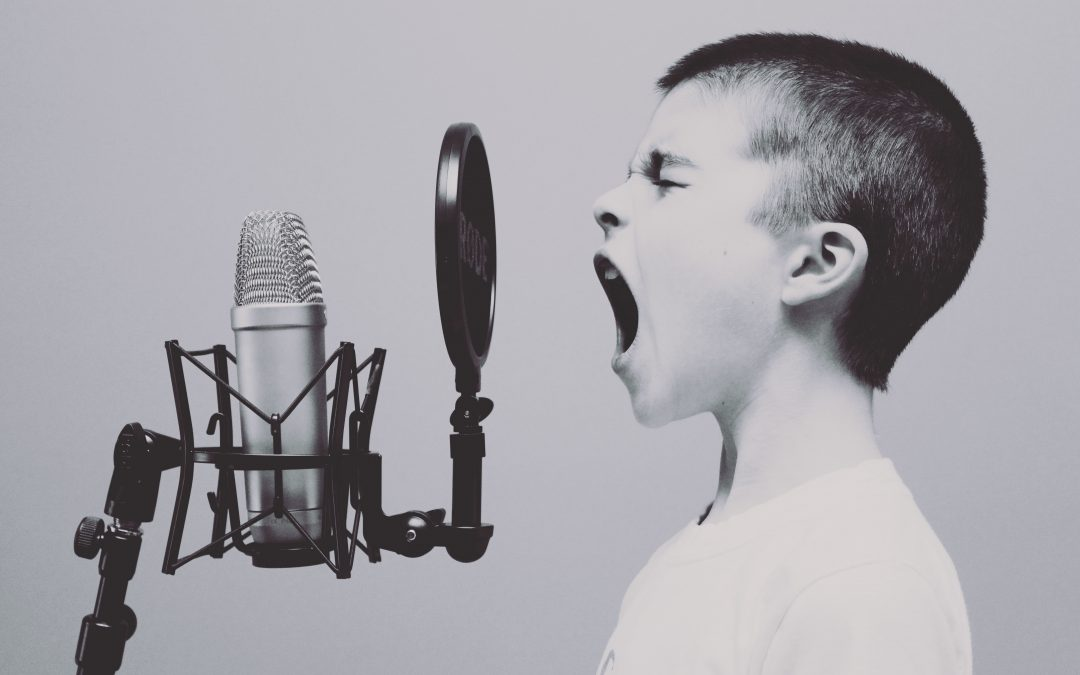 What to listen to, to inspire your Vocal Tone